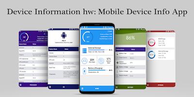 تطبيق Device Info HW