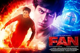 fan indian movie 2016