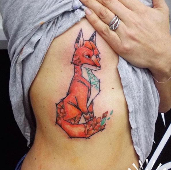 significado-tatuaje-de-zorro