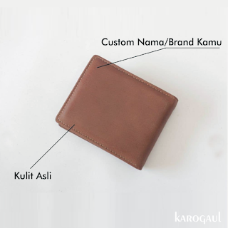 dompet custom