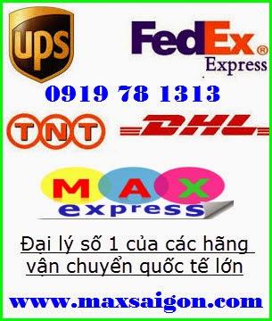 Đại lý chính thức của các hãng chuyển phát nhanh quốc tế