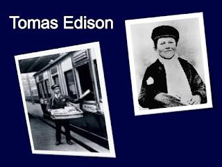 Tomas Edison Jornaleiro