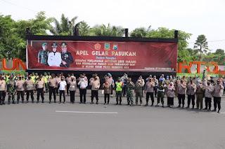 Jelang Libur Panjang, Satgas Covid-19 Kota Mojokerto Siapkan 5000 Rapid Test