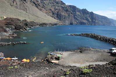 Die Straße zur Punta de Teno wurde geöffnet