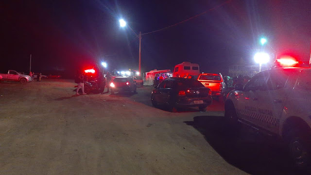 Homem é executado com tiro na cabeça em festa de rodeio em distrito de Porto Velho