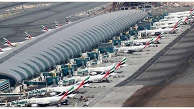 وظائف مطار دبي الدولي راتب ل7000درهم+مزايا