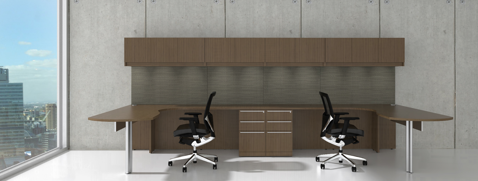 Verde Workstation by Cherryman