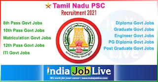 tamil-nadu-psc-recruitment-tnpsc-indiajoblive.com