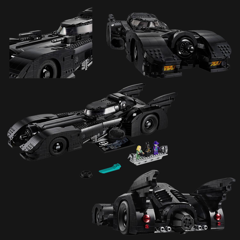 76139 1989 バットモービル::レゴ(LEGO) バットマン
