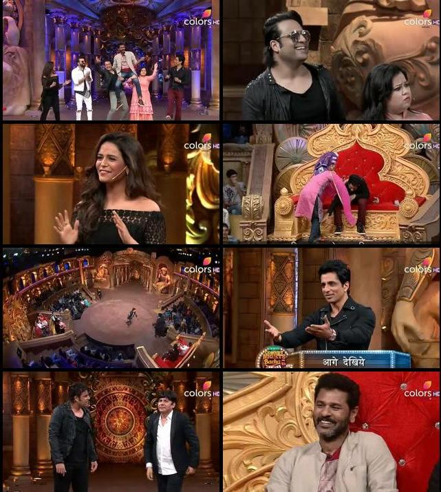 Comedy Nights Bachao 25 Sept 2016 HDTV 480p