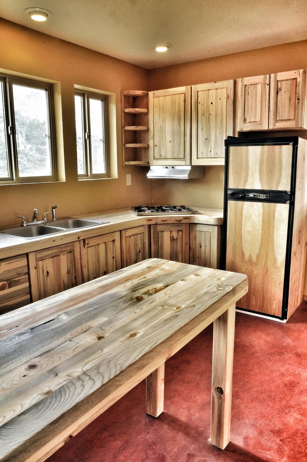 Kitchens Bearfoot Carpentry