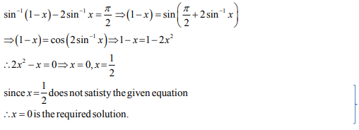 ncert solution class 12th math Answer 27