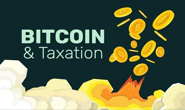 Bitcoin & Taxation #infographic