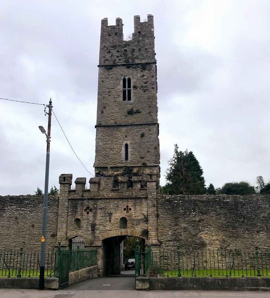 Towns and Cities Near Roscrea (Tipperary) - Within 25 Miles