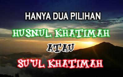 Cerita Islami: Ahli Ibadah Mati Su'ul Khotimah
