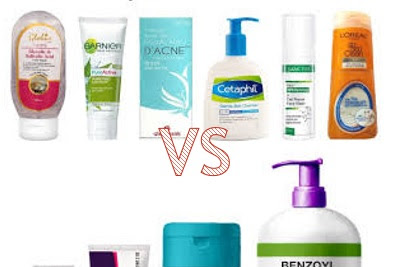 Salicylic Acid Vs Benzoyl Peroxide Acne, Which is Better?