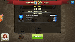 Clan TARAKAN vs BJ pharm, TARAKAN Victory