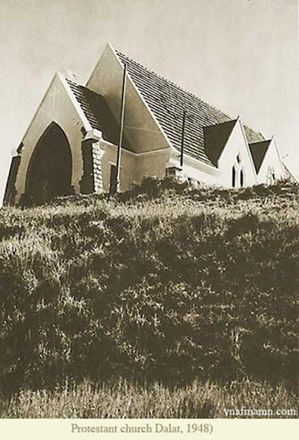 Nhà thờ của đạo Tin Lành