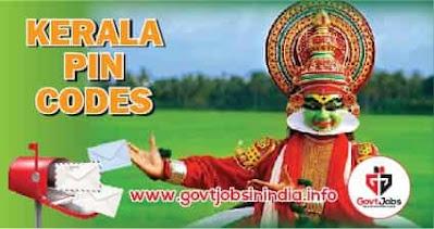 Kerala PIN Codes