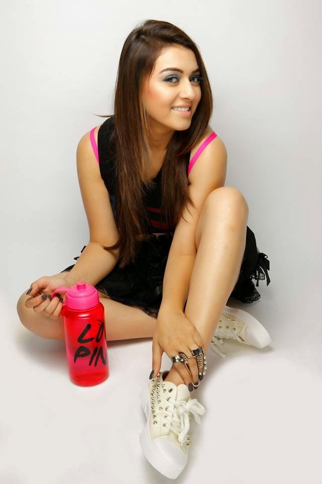 Hansika Motwani Skinny Photo Shoot