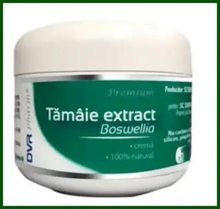 pareri crema cu tamaie si extract boswellia forum remedii naturale