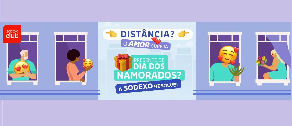 Sodexo Dia dos Namorados 2020 Promoções e Descontos Especial