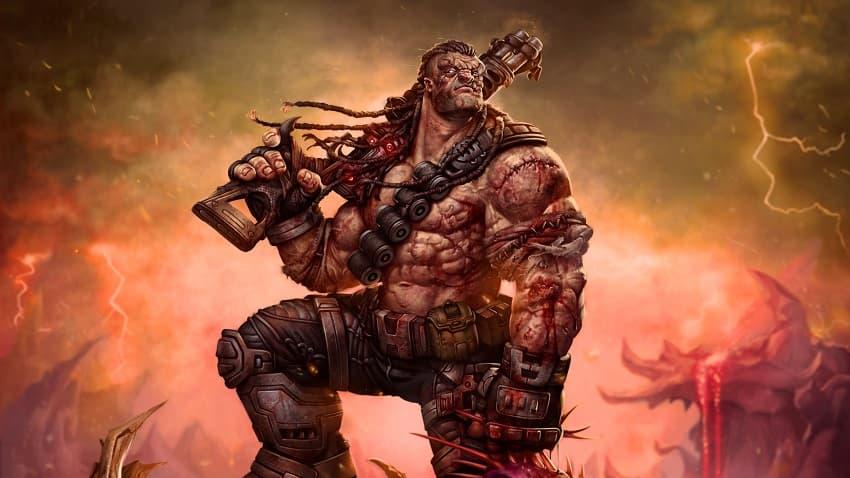 Рецензия на игру Hellbound - кривого и хромого последователя Doom и Quake