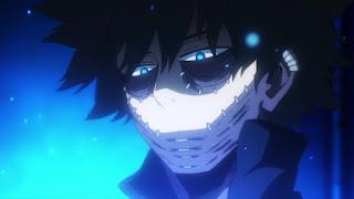 ヒロアカ アニメ | 轟燈矢 | 荼毘 | TODOROKI TOYA | DABI | My Hero Academia | Hello Anime !
