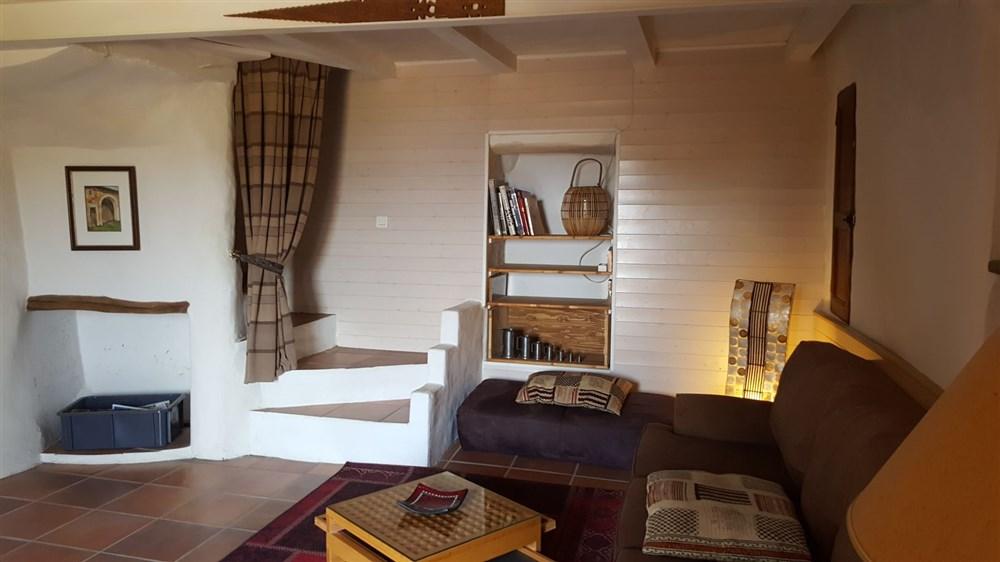 Un intérieur cosy et chaleureux