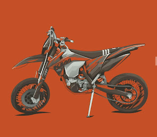 Vector Motor Cross
