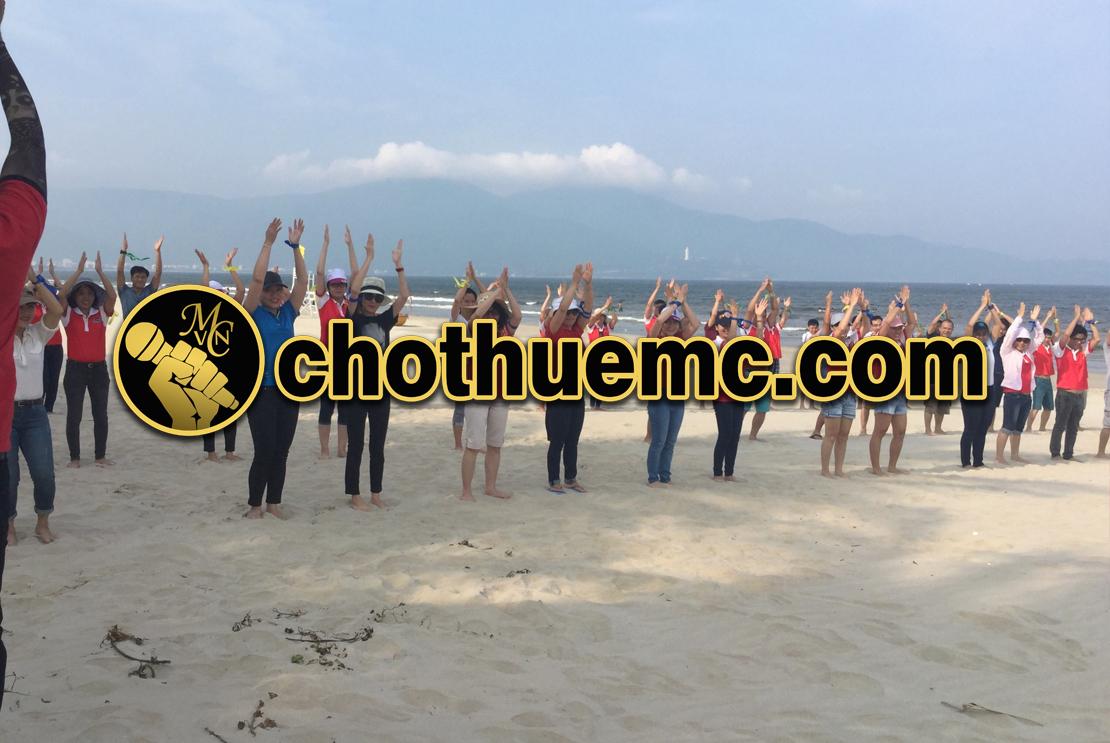 Cho Thuê MC Team Building Tại Đà Nẵng