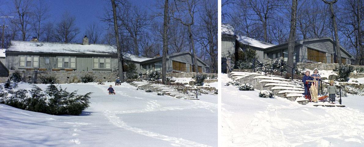 About camp david sledding for Aspen lodge