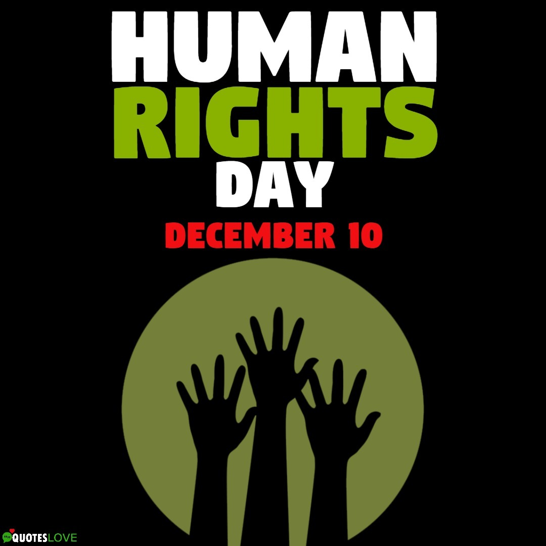(Latest) Human Rights Day 2019 Images, Poster