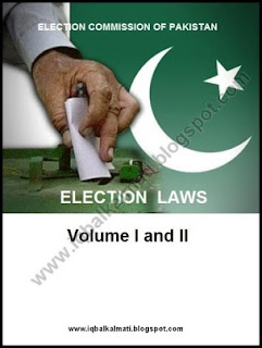 Election Laws Volume I and II PDF