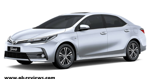 All New Toyota Corolla 2019 Updated Price In Pakistan Pictures