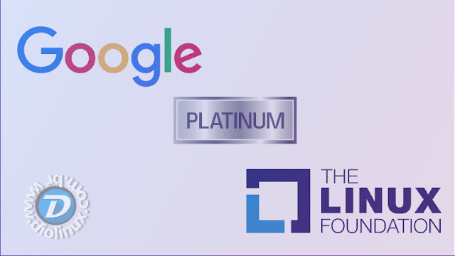 Google se tornar membro Platinum da The Linux Foundation