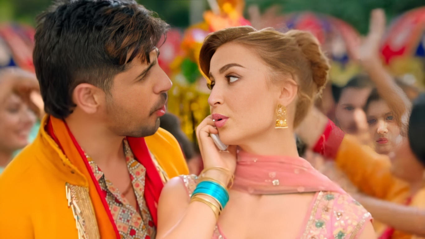 Jabariya Jodi Movie Awesome HD Wallpaper
