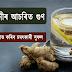 আদা পানীৰ আচৰিত গুণ । চাওক কিদৰে লাভ কৰিব চমৎকাৰী সুফল । Ginger Water Benefits in Assamese