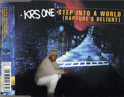 KRS ONE – Step Into A World (Rapture's Delight) (1997) (EU CDM) (FLAC + 320 kbps)