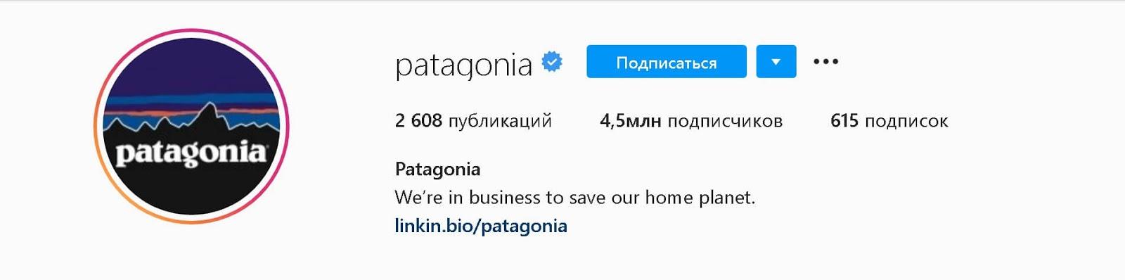 instagram-bios-patagonia