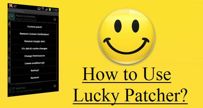 lucky patcher   for ipad