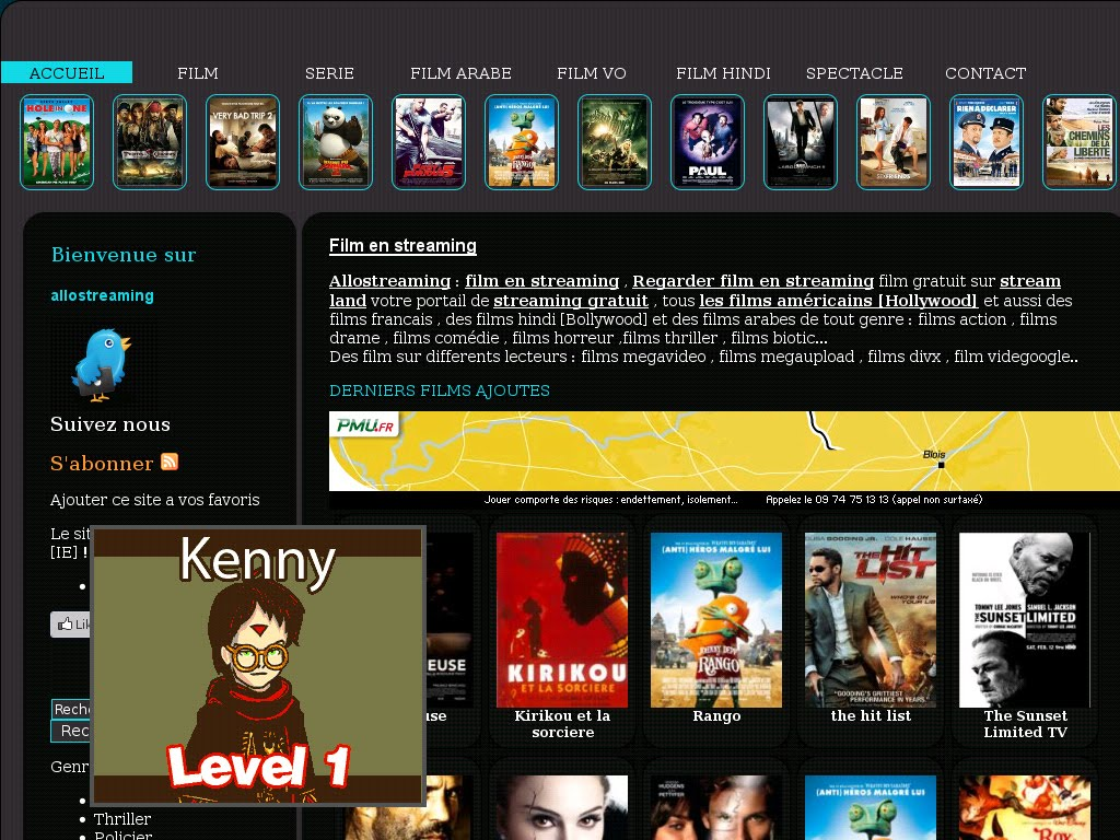 Des Films En Streaming Sites De Streaming Pour Regarder Des Films Gratuit En