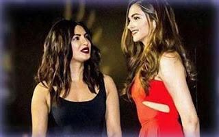 প্রিয়াঙ্কা ও দীপিকার চুলোচুলি লড়াই Deepika VS Priyanka