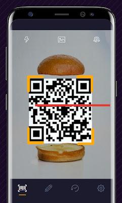 تطبيق قراءة الباركود نسخة برو مدفوعة للأندرويد QR & Barcode Scanner