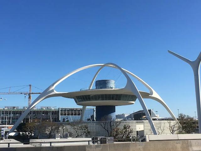 2. LAX Theme Building