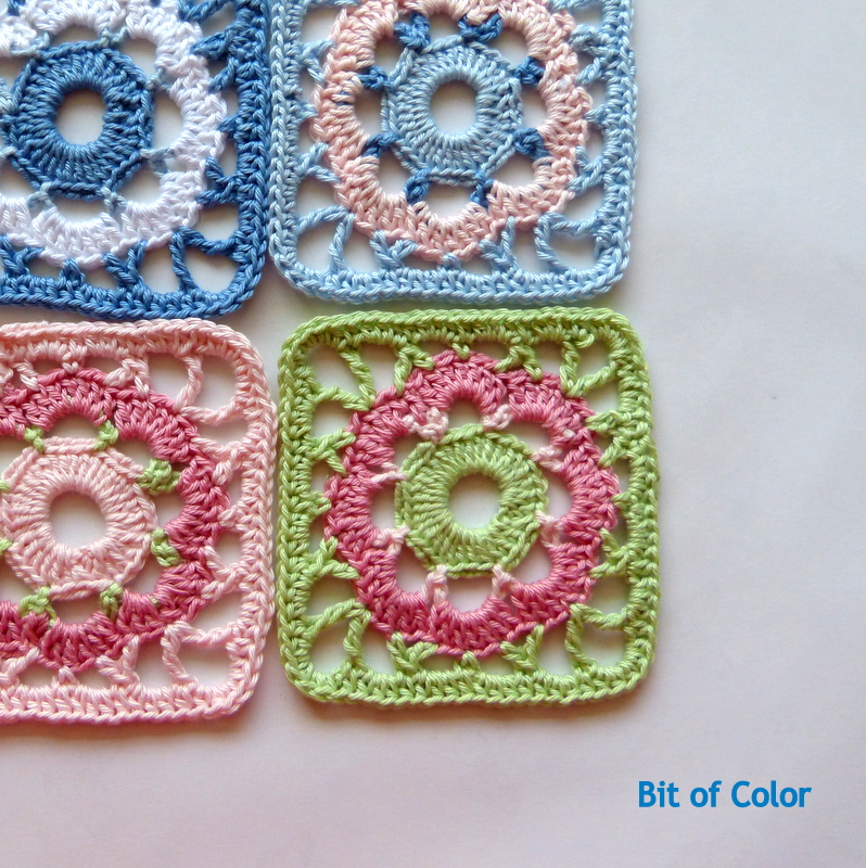 Bit Of Color 100 Days Crochet Challenge Vervolg