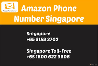 Amazon Phone Number Singapore