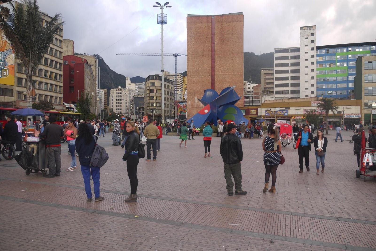 Mike's Bogota Blog: A Futile Fine
