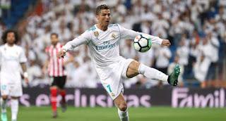 ريال مدريد  يعلن موافقته علي انتقال كريستيانو للسيدة العجوز