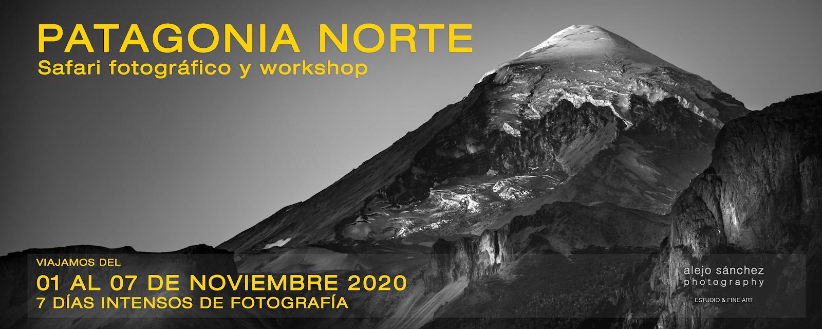 Travel Patagonia Norte por Alejo Sáchez Fotografia